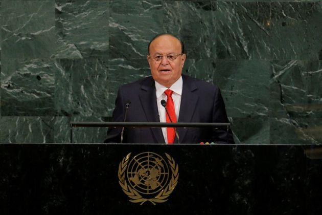 Επιχείρηση κατά των Χούθι και μηνύματα ενότητας από τον εξόριστο πρόεδρος της Υεμένης που παραμένει στη...