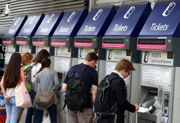 Train fares will go up by 3.4% in January