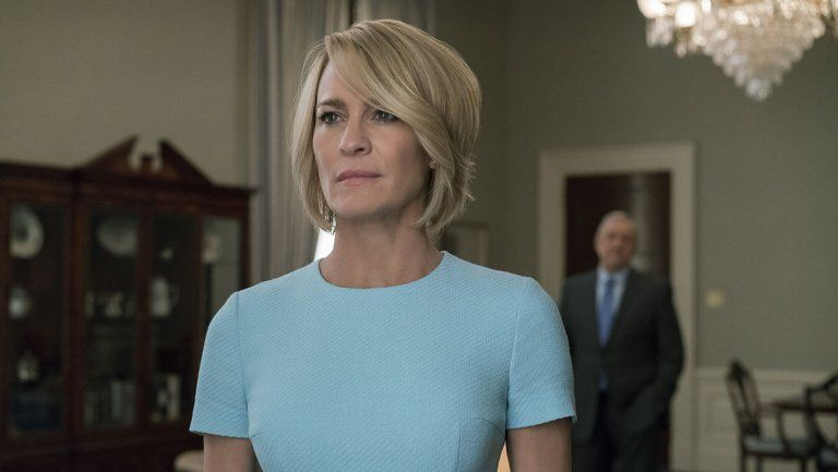 Robin Wright To Take The Lead When 'House Of Cards' Production Resumes, Netflix