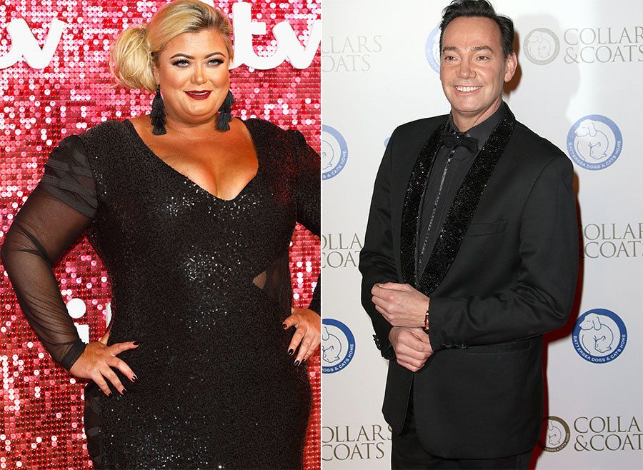 Gemma Collins Hits Back At Craig Revel Horwood After He Suggests She's Too Low-Rent For