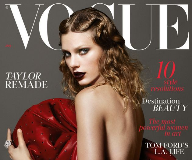 Taylor Swift As Cover Girl: The New Vogue Might Not Be As Forward-Looking As We'd All
