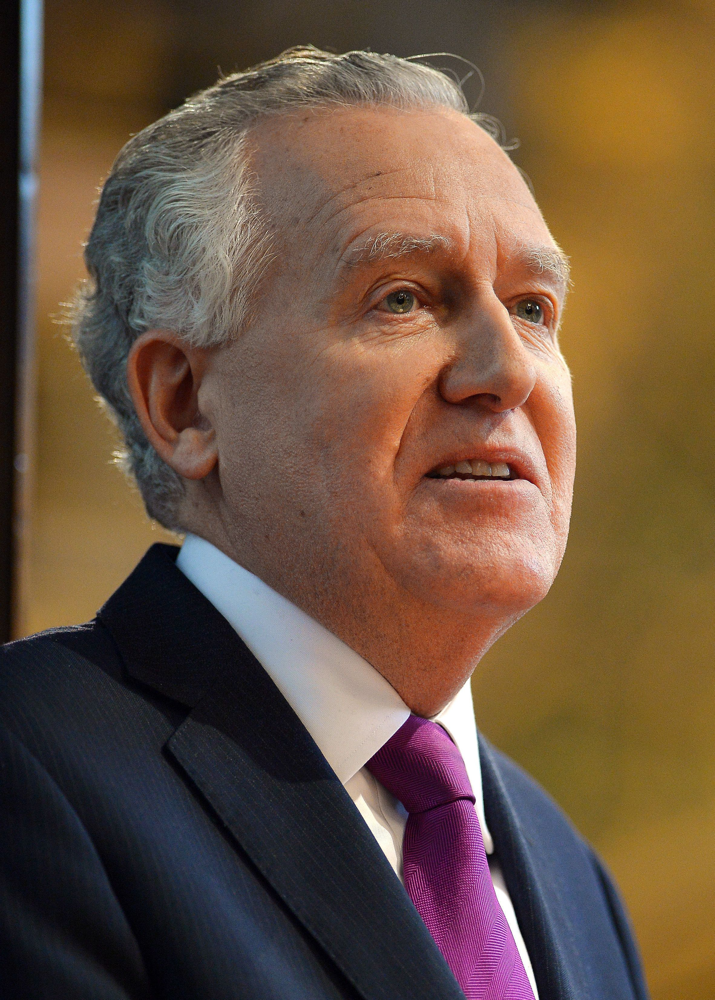 UK Must Stay In Customs Union And Single Market To Save Good Friday Agreement, Says Peter Hain