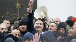 Ουκρανία: Οι οπαδοί του Σαακασβίλι τον απελευθέρωσαν έπειτα από την σύλληψή