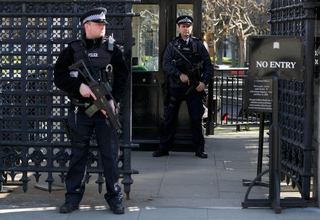 MI5 has told Downing Street that nine terrorist attacks have been stopped in the UK in the past 12