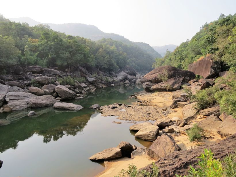 Stunning scenery of Satpura