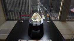 Αγοράστηκε προς $6,5 εκ. το «Διαμάντι της Ειρήνης»: Το ποσό θα δοθεί στους πολίτες και την κυβέρνηση της Σιέρα