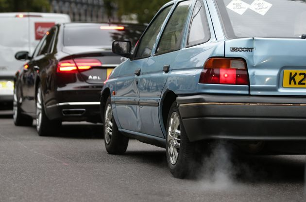 Air Pollution In London 'So Bad It Cancels Out Benefits Of Exercise'