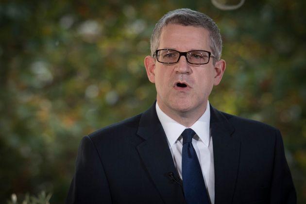 MI5 Director General Andrew Parker warned Cabinet that social media was utilised to incite attacks on...