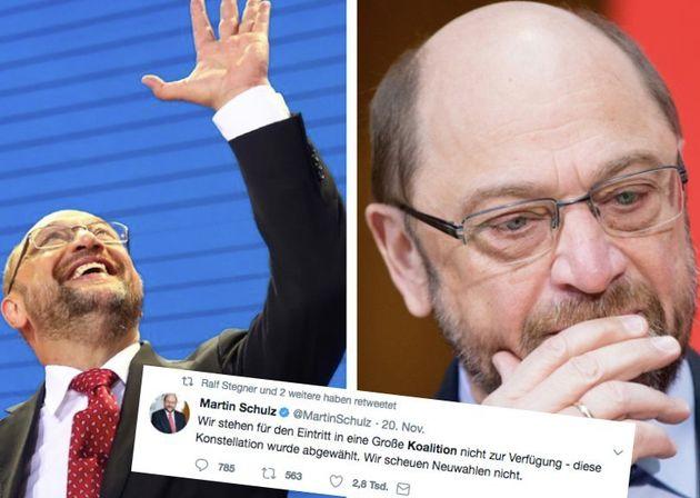 Diese Tweets zeigen den rasanten Aufstieg und Fall des Martin