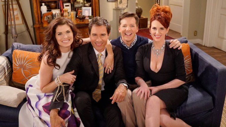 British 'Will & Grace' Fans Finally Get The News They've Been Waiting For