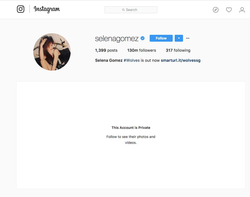 Selena Gomez Made Her Instagram Private: What's Going On?
