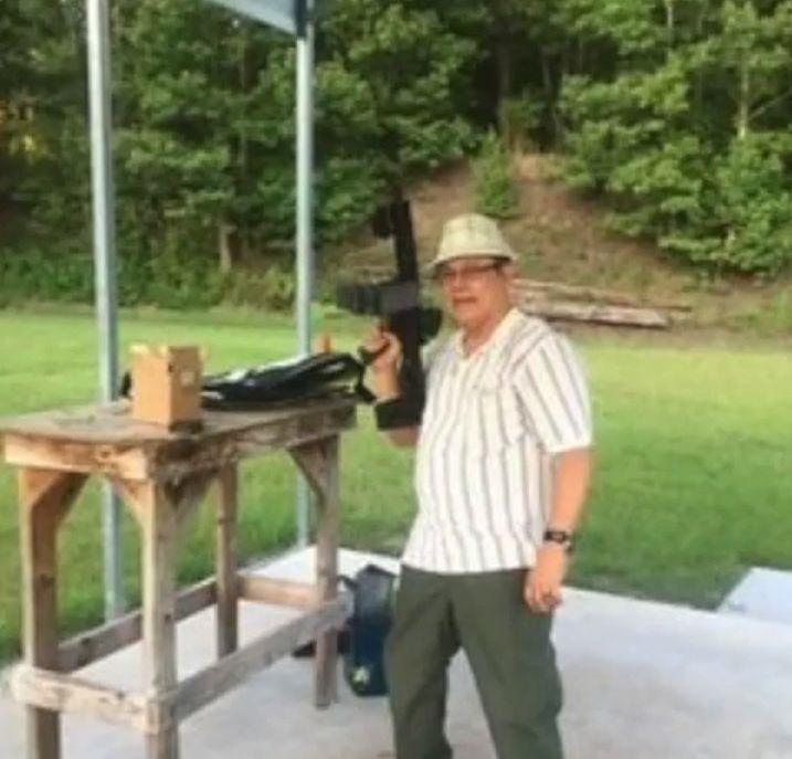 "Authorities say Bernandino Gawala ""Nandie"" Bolatete was plotting a mass shooting."