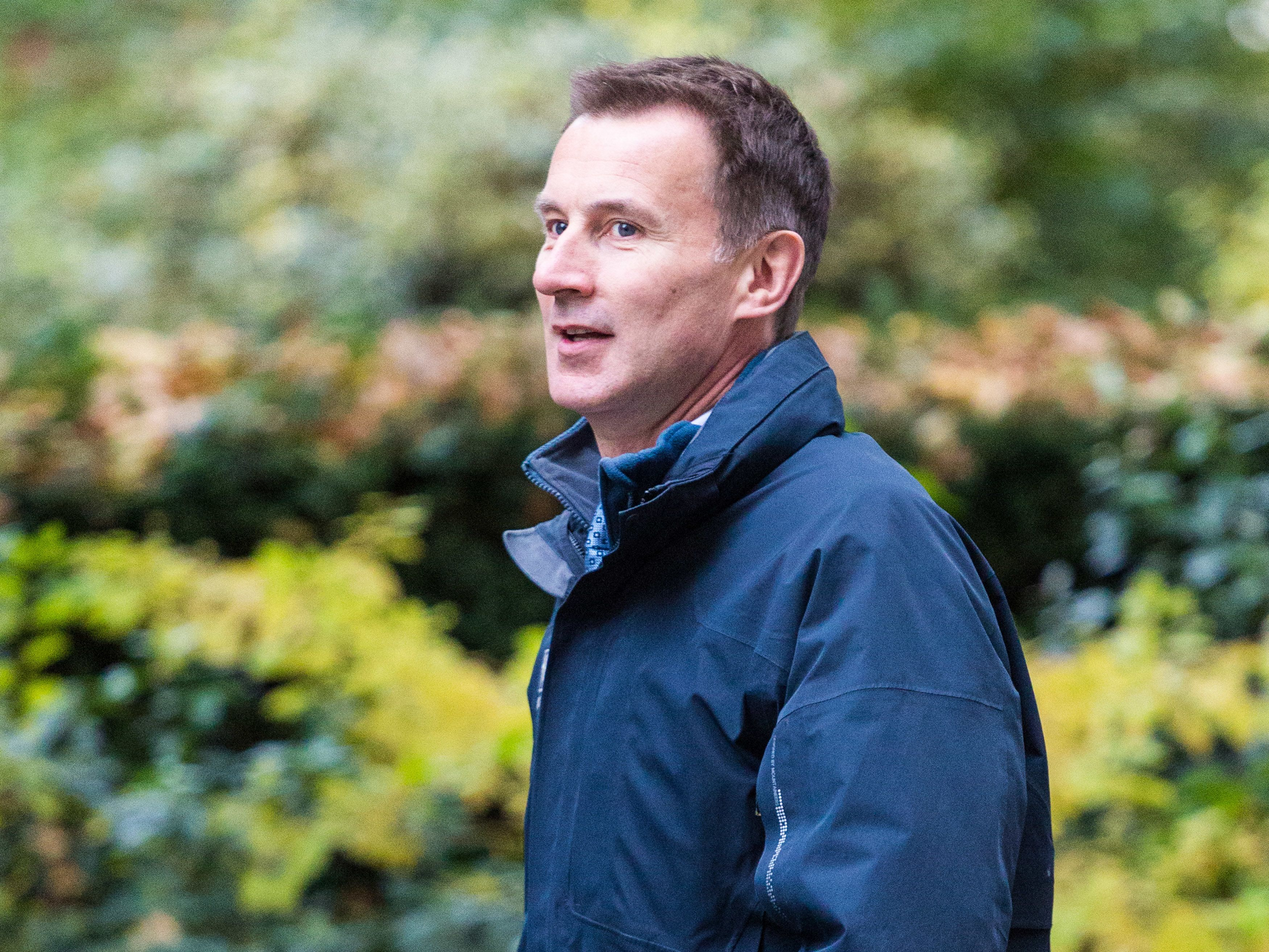 Jeremy Hunt Tells Facebook To 'Stay Away From My
