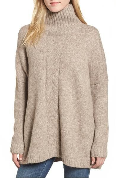"""Anything <a href=""""https://shop.nordstrom.com/s/french-connection-ora-mock-neck-sweater/4758290?origin=keywordsearch-personali"""