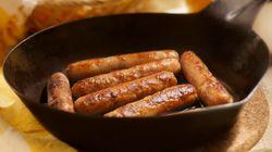 Warning Over 'Shocking' Levels Of Salt In Sausages (Including Veggie Options)