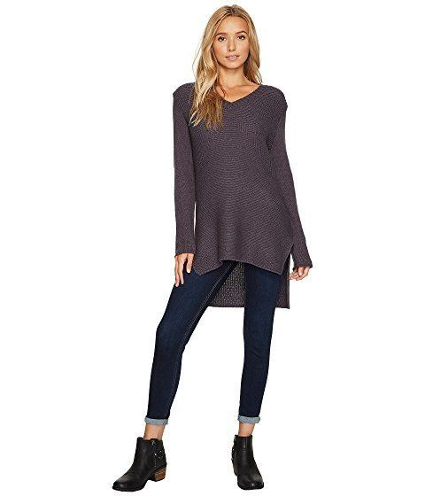 """<a href=""""https://www.zappos.com/p/prana-deedra-sweater-tunic-coal/product/8878001/color/12271"""" target=""""_blank"""">Throw it on an"""
