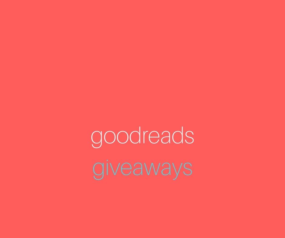 Goodreads giveaways australia post