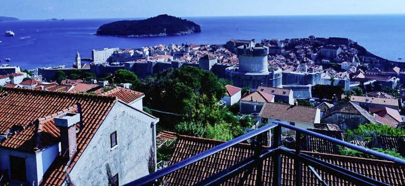 Dubrovnik Lookout Point