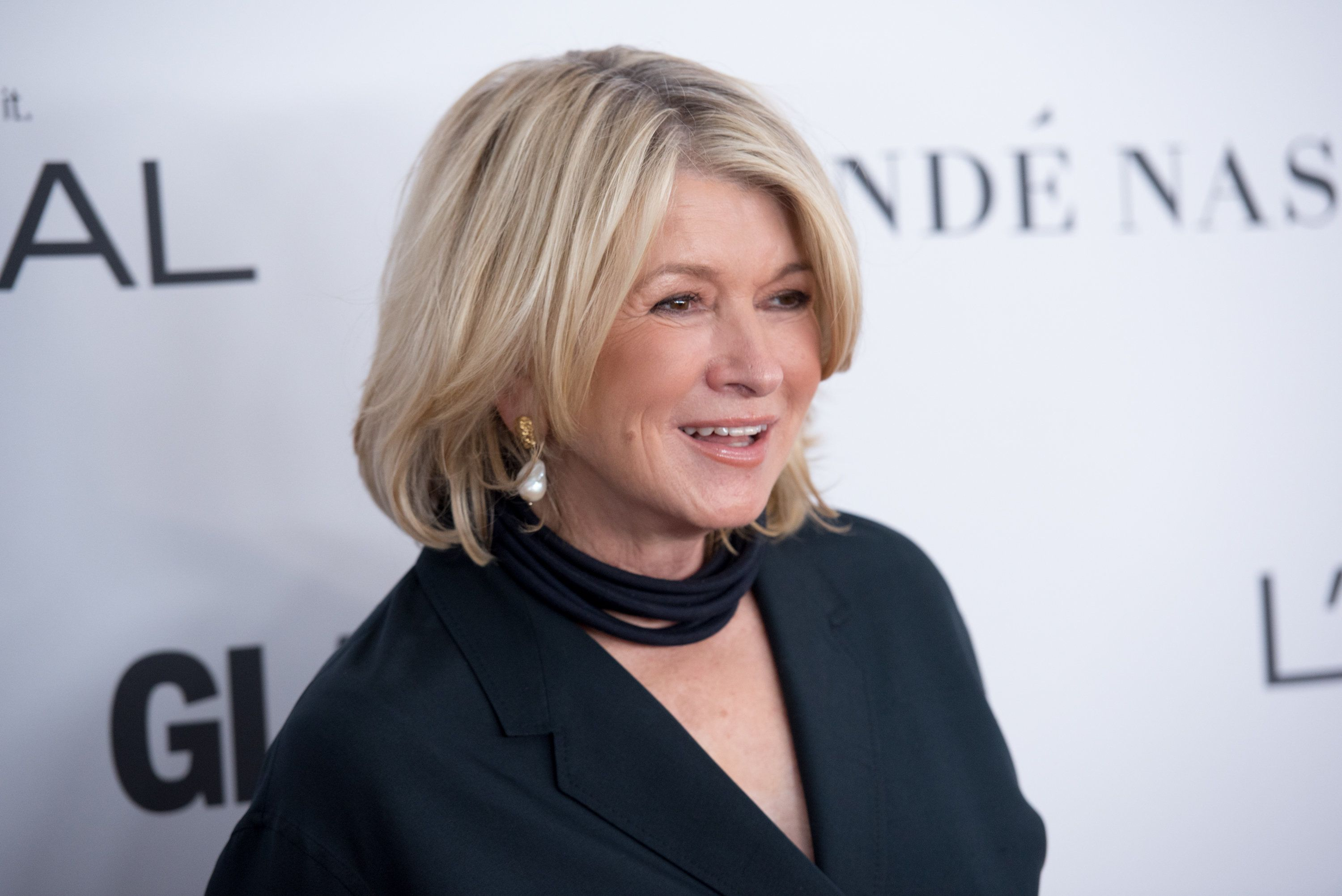 NEW YORK, NY - NOVEMBER 13:  Martha Stewart attends the 2017 Glamour Women of The Year Awards at Kings Theatre on November 13, 2017 in New York City.  (Photo by Noam Galai/WireImage)