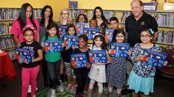 Por que crianças norte-americanas estão escrevendo livros sobre suas heroínas