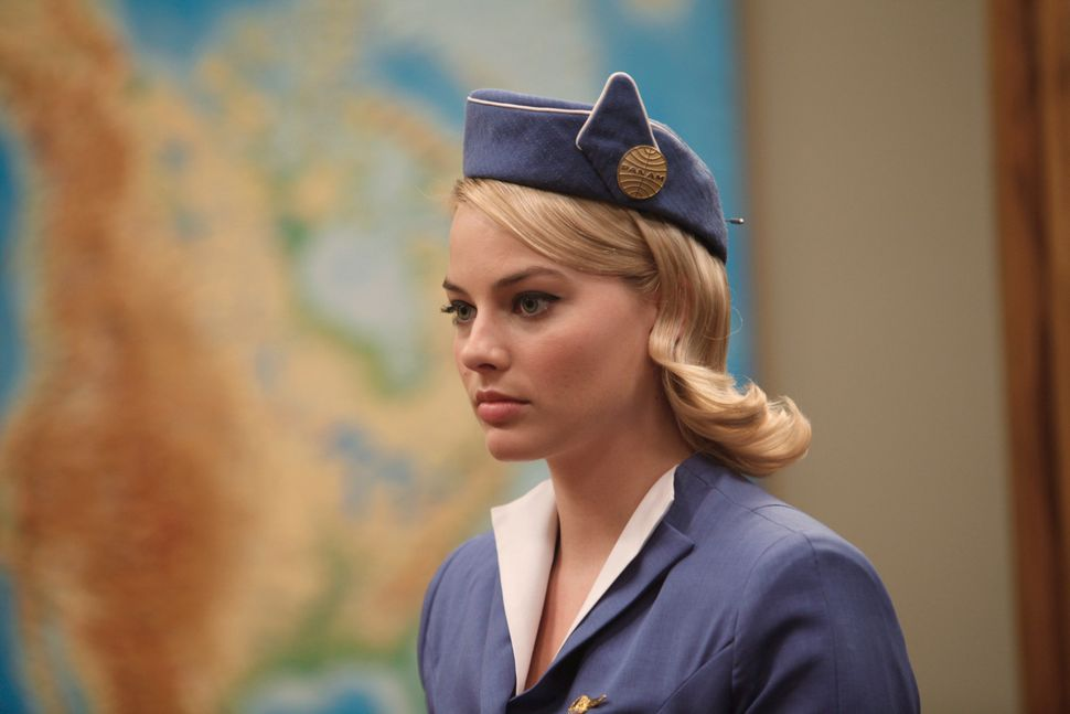 "Margot Robbie as Laura in ABC's short-lived ""Pan Am"" series."