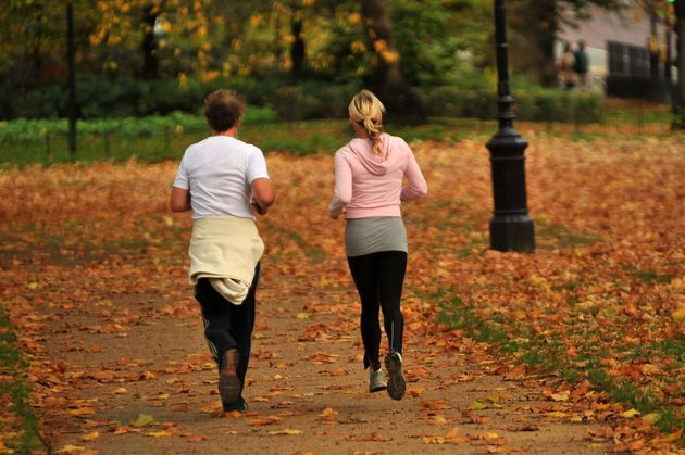A walk can do more harm than good in polluted cities