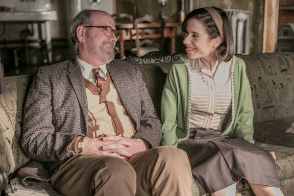 Giving one of the year's loveliest performances in one of the year's loveliest movies, Richard Jenkins' dulcet voice-over boo