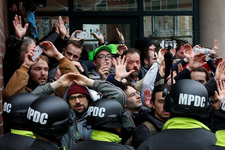 judge throws out felony riot