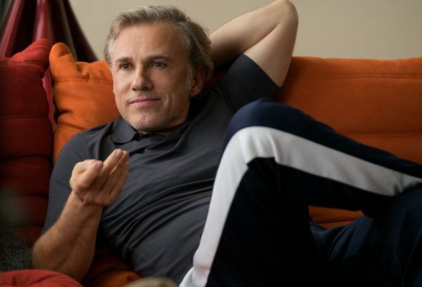 "Never discount Christoph Waltz, who won for his breakthrough American role in ""Inglourious Basterds,"" and again a few years l"