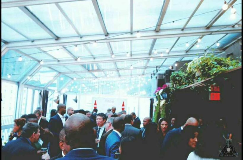 The 7th annual The League of 1789 Pennsylvania Society reception presented by The Coca-Cola Company, honored two dynamic poli