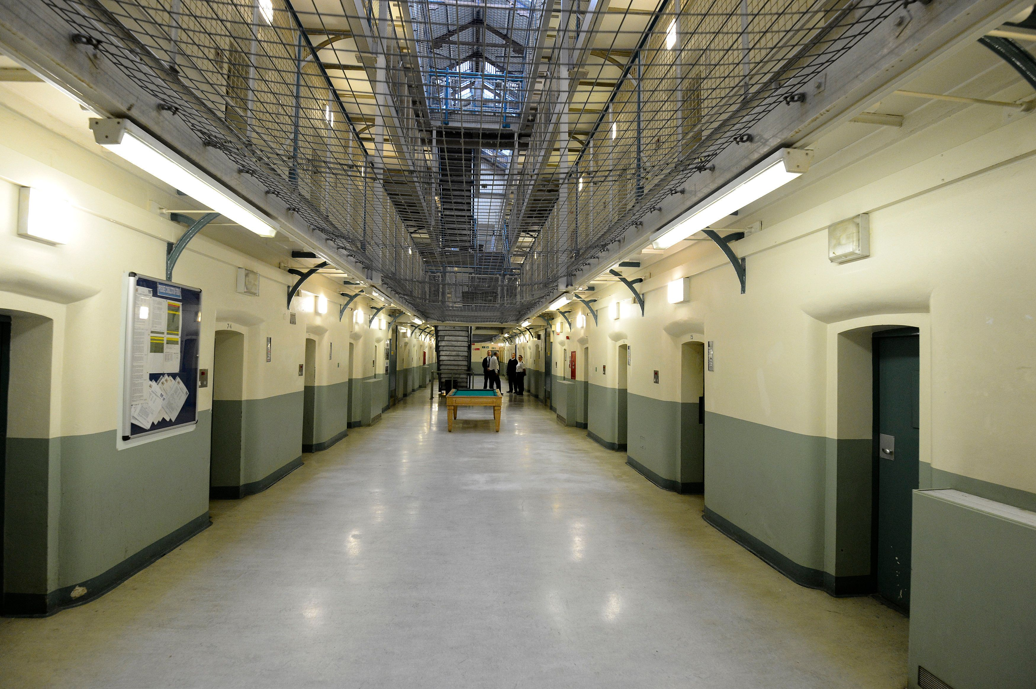 Elite Prison Squad Deployed To Jails 580 Times In Last
