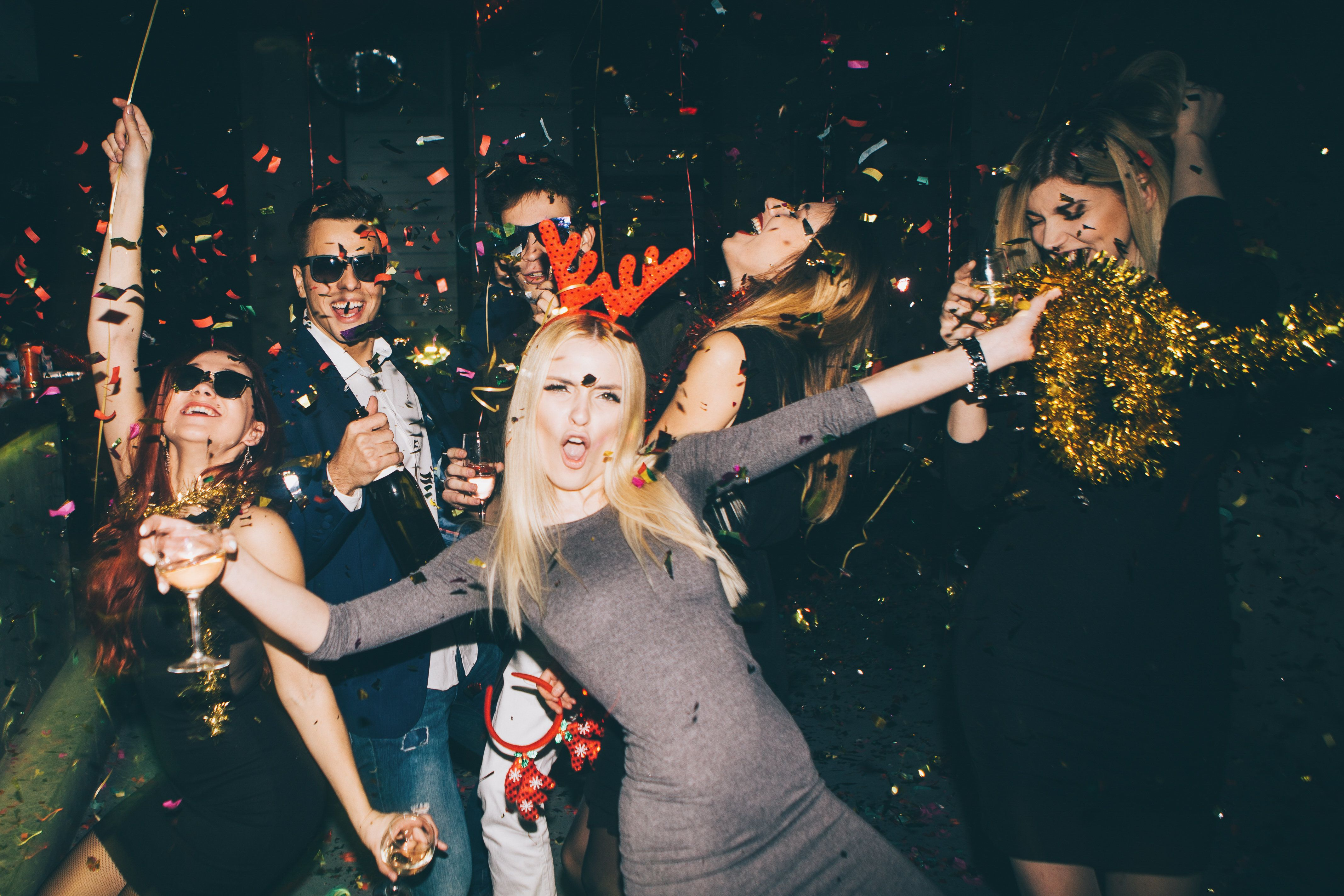 Quarter Of Employees Say They'll Pull A Sickie To Recover From Work Christmas Party