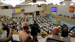 Η Δούμα απαγόρευσε στα αμερικανικά ΜΜΕ να παρακολουθούν τις συνεδριάσεις