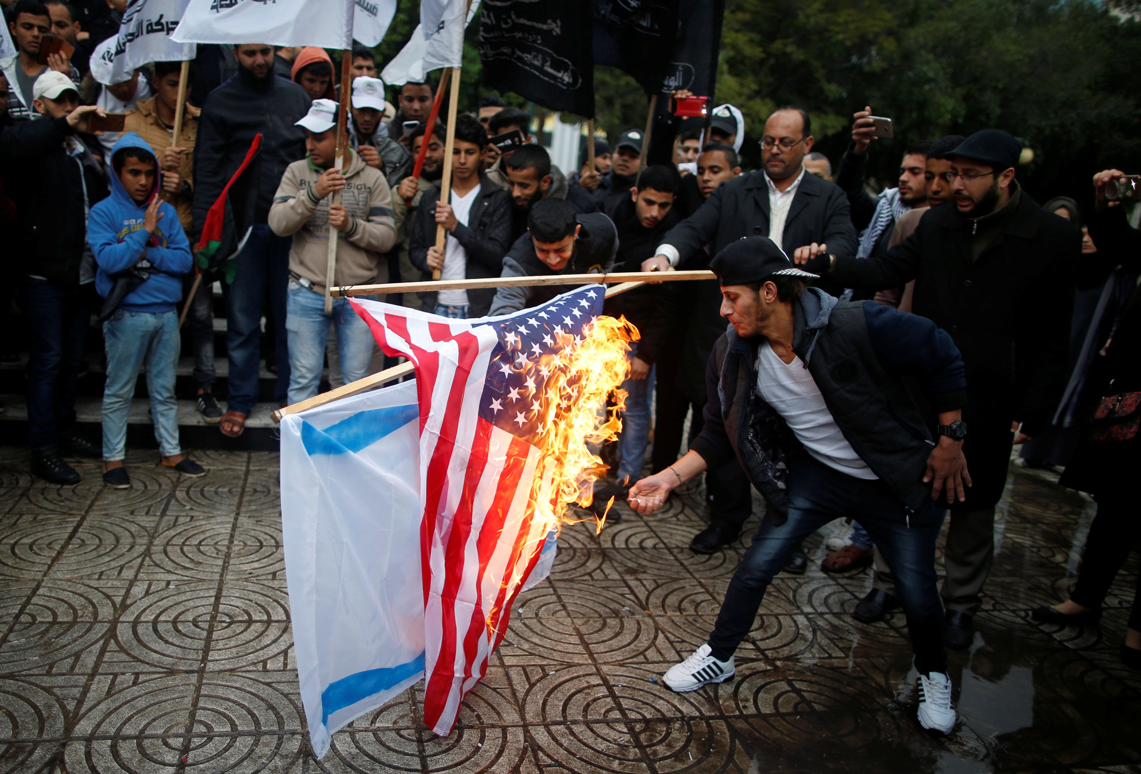 Leaders Around The World Incensed Over Trump's Jerusalem