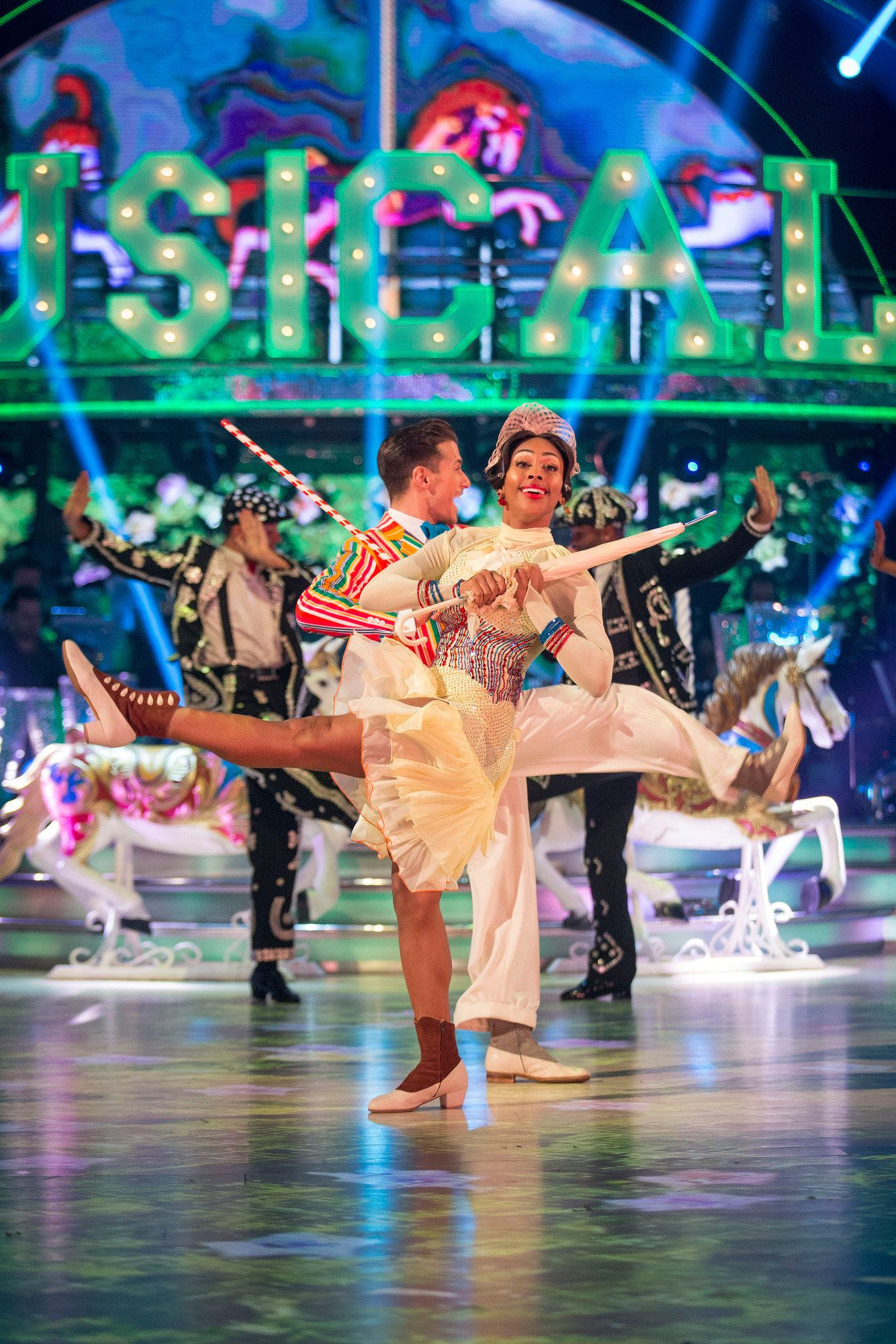 Here's What Songs And Dances The 'Strictly' Contestants Are Hoping Will Win Them A Place In The