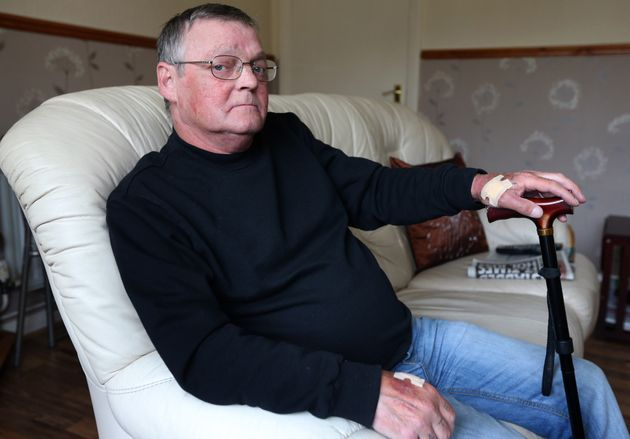 Terry Kilbride's brother John was killed by