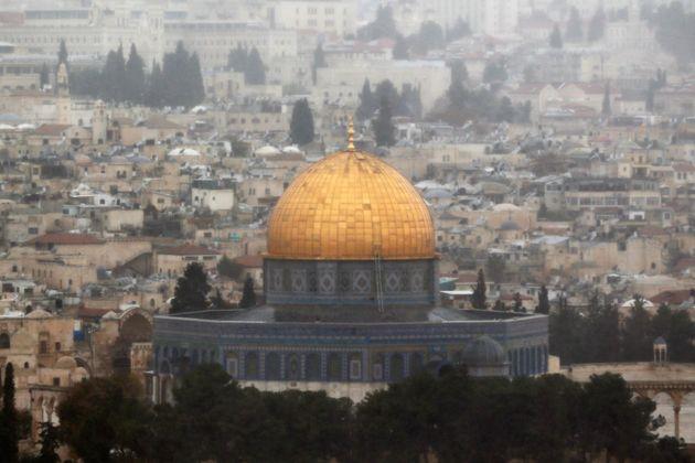 Εν αναμονή των δηλώσεων Τραμπ για την Ιερουσαλήμ και οι ηγέτες της Δύσης. Διάχυτη ανησυχία για τις συνέπειες...