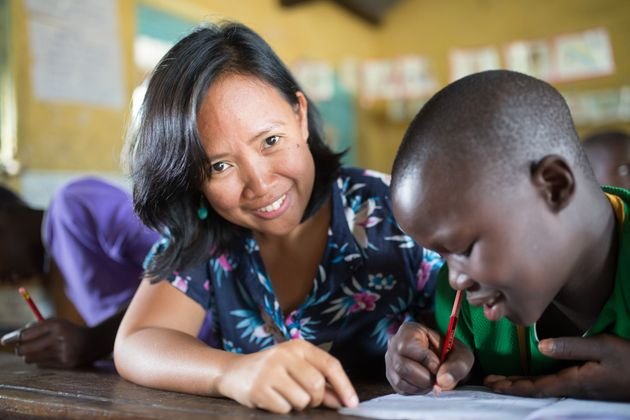VSO volunteers integrate themselves into some of the world's most marginalised