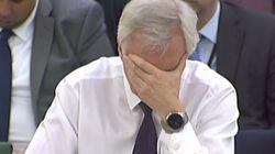 David Davis Reveals Government Has No Impact Assessments Of Brexit On British Economy
