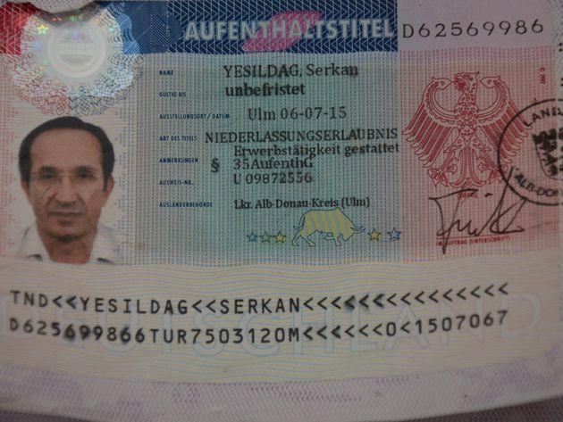 Στη δημοσιότητα τα πλαστά έγγραφα των εννέα Τούρκων που συνελήφθησαν στο Νέο