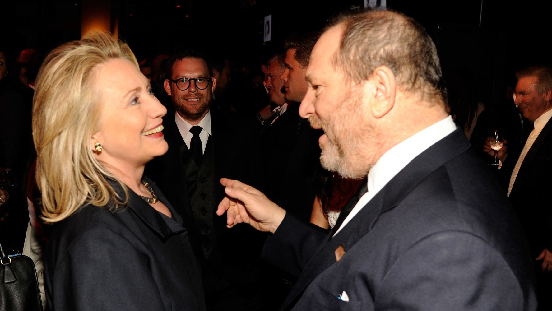 Hillary Clinton On Harvey Weinstein's Guilty Verdict: 'It Was Time For An Accounting'