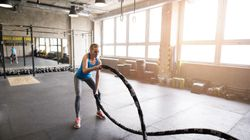 Battle Rope Workouts Are The New Gym Trend You'll Want To