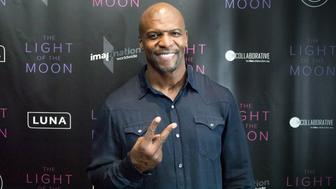 SANTA MONICA, CALIFORNIA - NOVEMBER 16:  Actor Terry Crews attends the 'The Light Of The Moon' Los Angeles Premiere at Laemmle Monica Film Center on November 16, 2017 in Santa Monica, California.  (Photo by Greg Doherty/Getty Images)