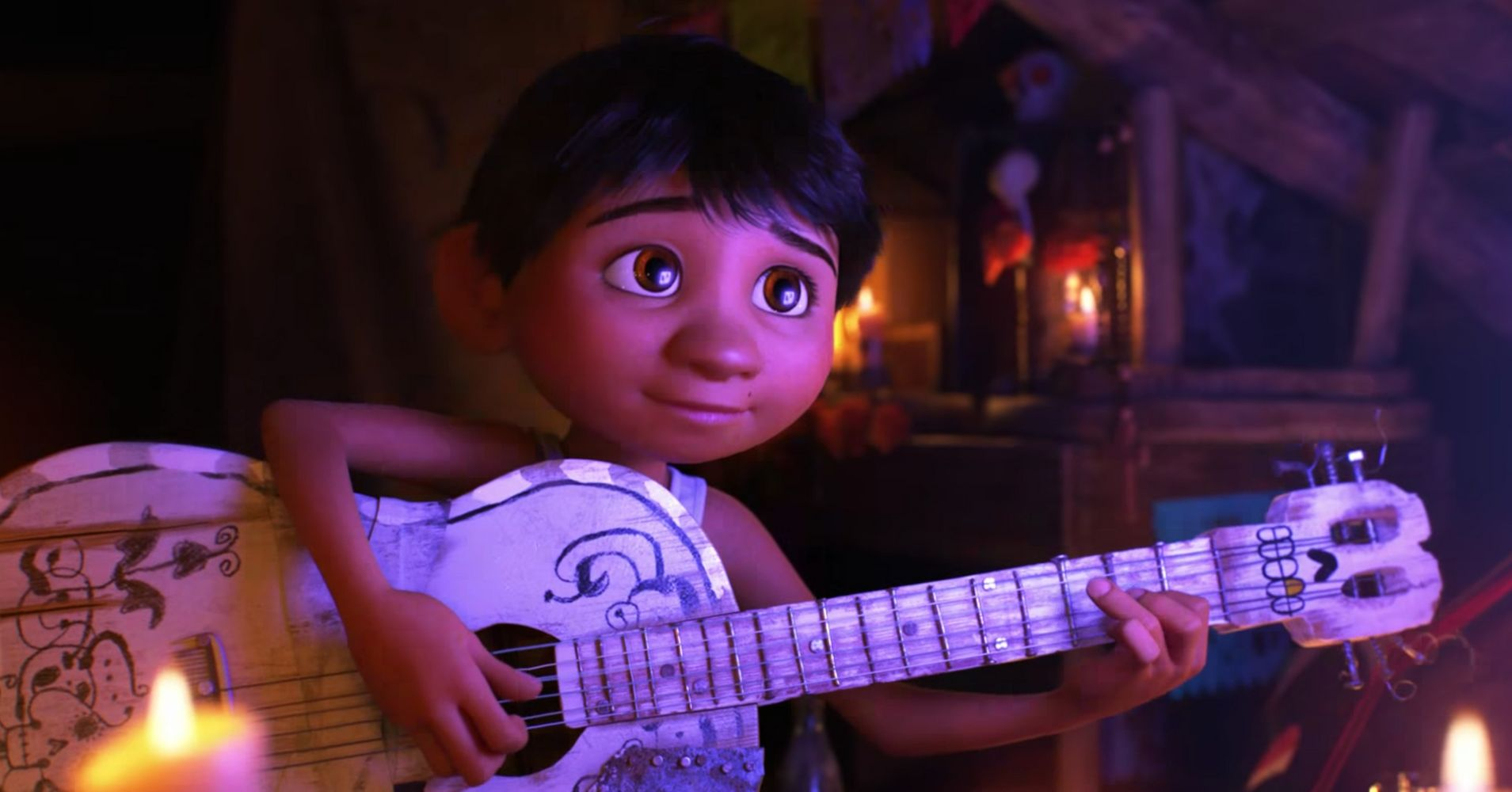 The Tiny But Telling Detail We Bet You Missed In 'Coco'