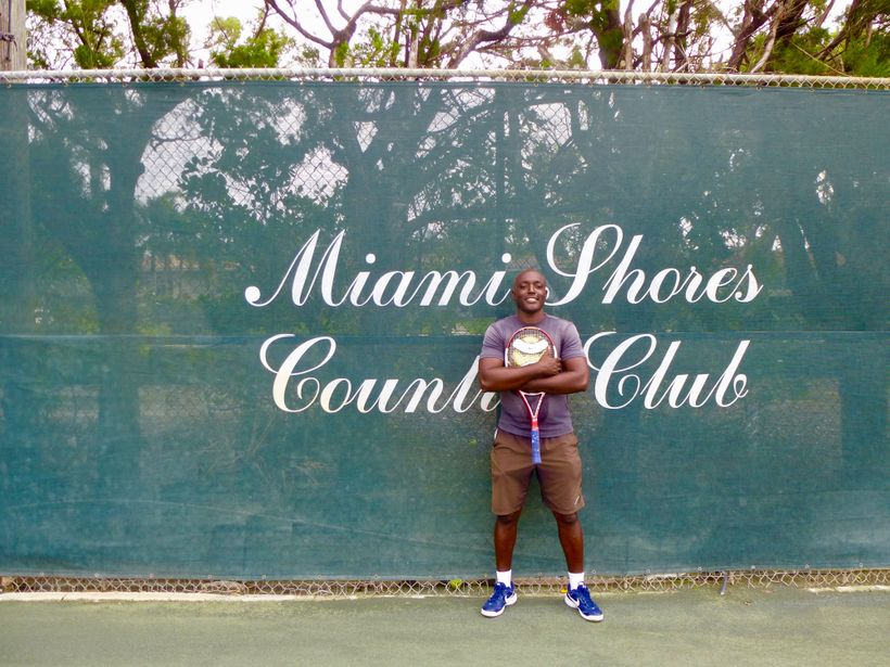 "Liburd ""Burd"" Germain Director of the Miami Shores Tennis Complex at the Country Club copy"