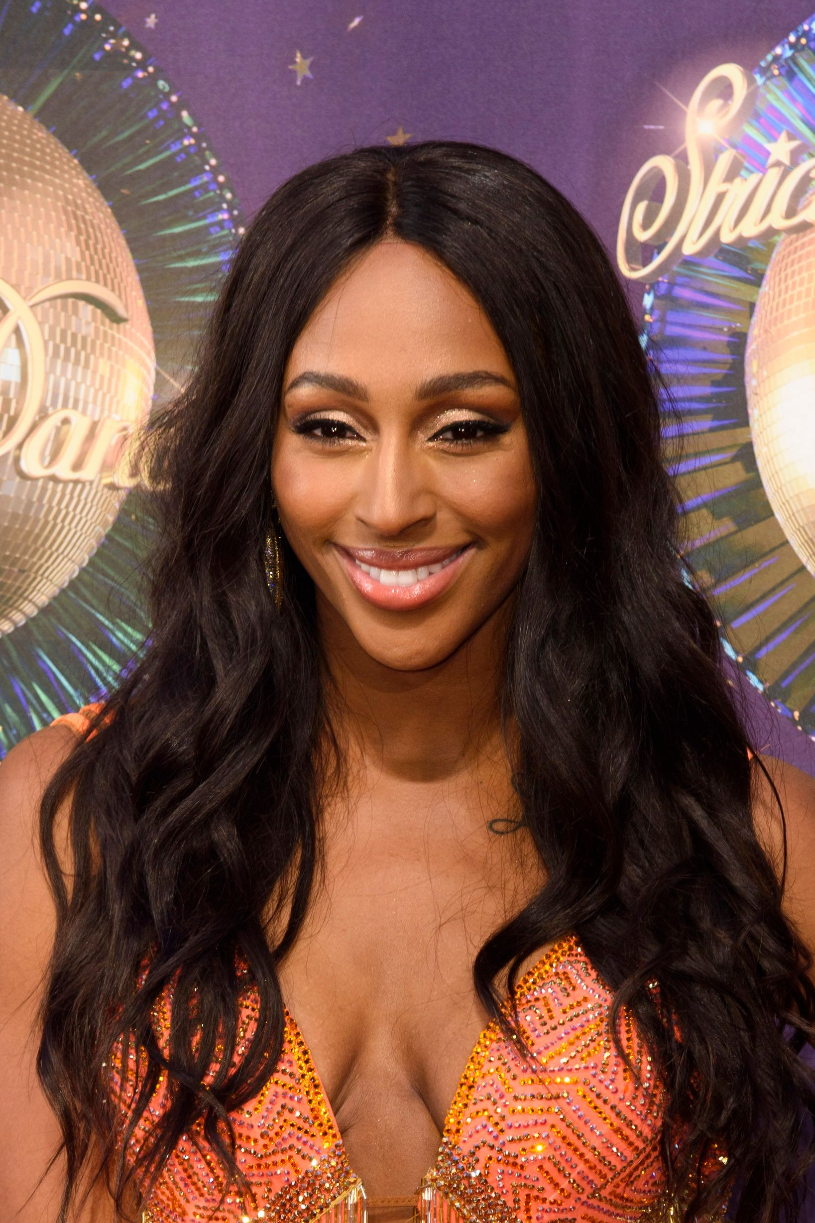 Alexandra Burke Says She's Now Too 'Self-Conscious' To Show Real Emotions On