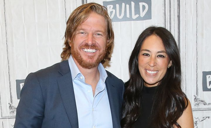 The key to chip and joanna gaines 39 marriage isn 39 t really a for How tall is chip gaines fixer upper