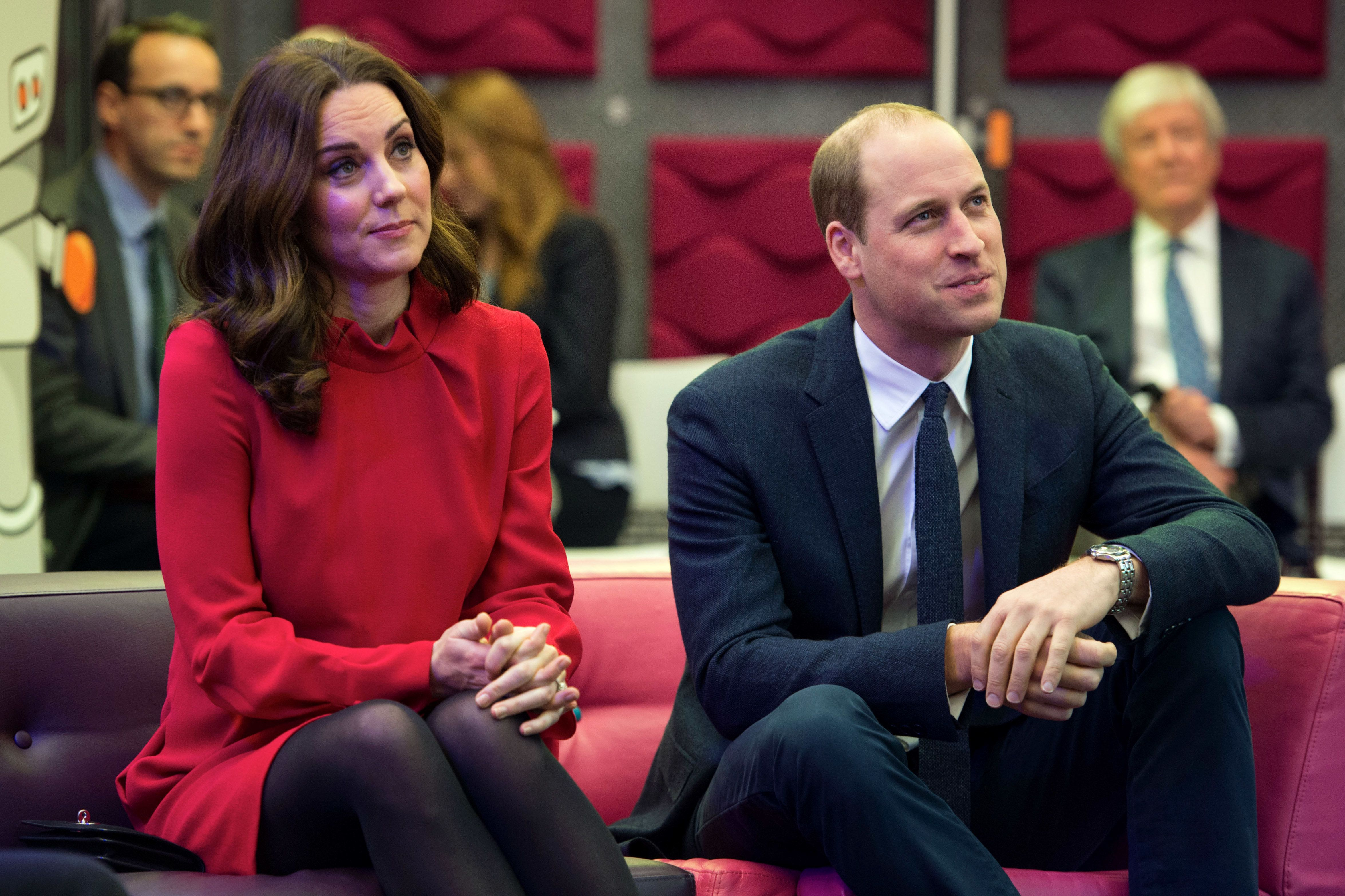 Duke Of Cambridge Says Millennial Parents Are Facing A 'Moment Of