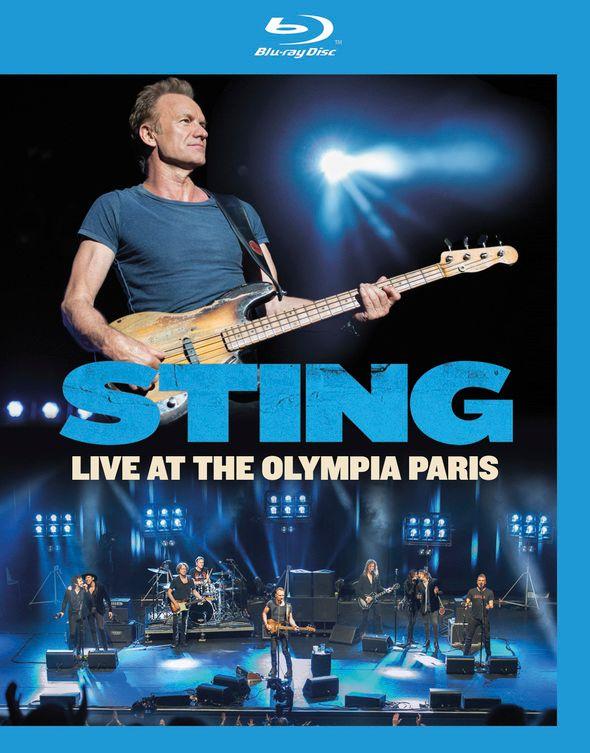 Sting &#x2F; <em>Live At The Olympia</em>