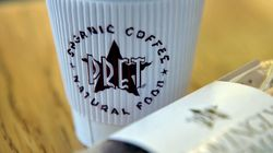 Pret To Give Customers A 50p Discount For Bringing A Reusable